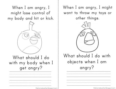 anger management elementary school don t be an angry
