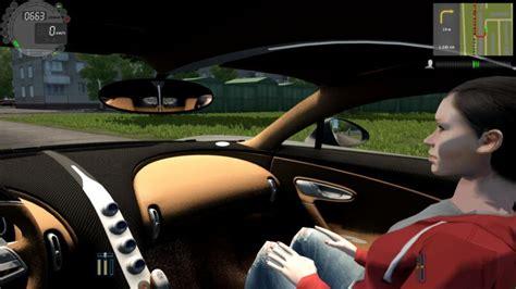 The car is based on the bugatti vision gran turismo concept car. BUGATTI CHIRON 2016 - CCD Cars - City Car Driving - Mods ...