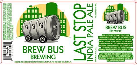 Brew Bus Last Stop Ipa Beerpulse