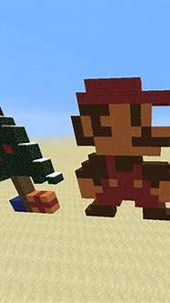 Retro Mario Minecraft Project