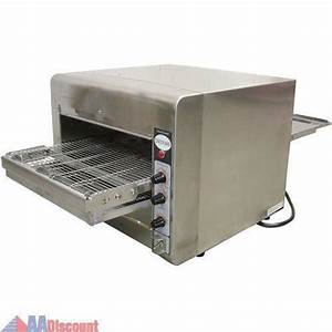 Conveyor Belt Pizza Oven eBay