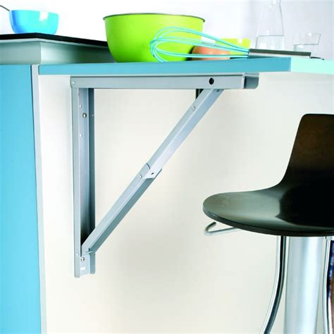 support cuisine support de table rabattable aluminium sokleo oskab