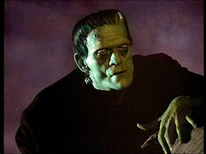 My Colorized FRANKENSTEIN Thead - Classic Horror Film Board