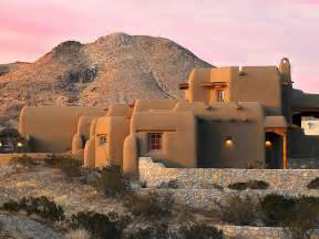 southwestern houses exterior of adobe home this beautiful adobe home in mexico meshes seamlessly