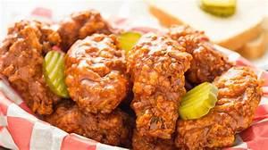 Nashville Hot Chicken Wings Recipe