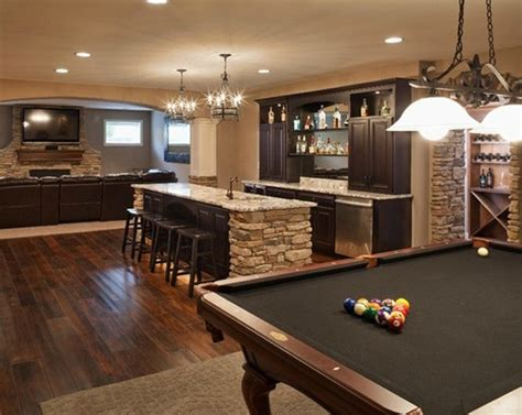 apt size stove basement ideas with entertainment area home design and
