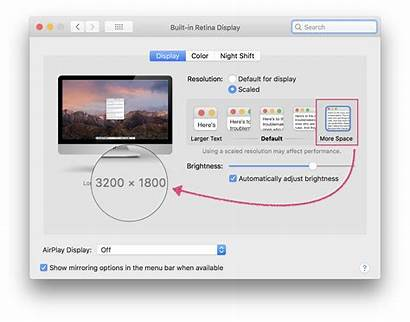 Imac 5k Resolution 4k Display Sierra Change