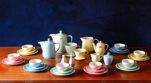 Geschirr Set Pastell : melitta minden pastell keramik kaffee service 8 personen 34teile 50er zustand melitta porcel n ~ Eleganceandgraceweddings.com Haus und Dekorationen