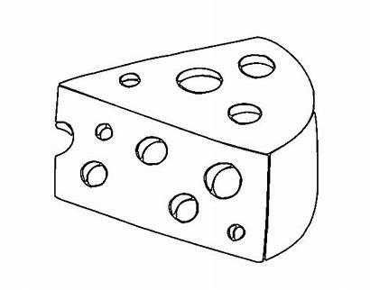 Cheese Coloring Gruyere Coloringcrew