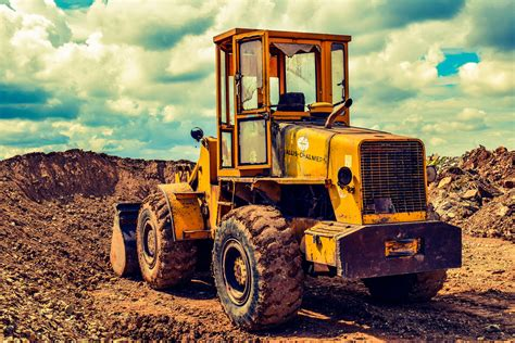 yellow heavy equipment 183 free