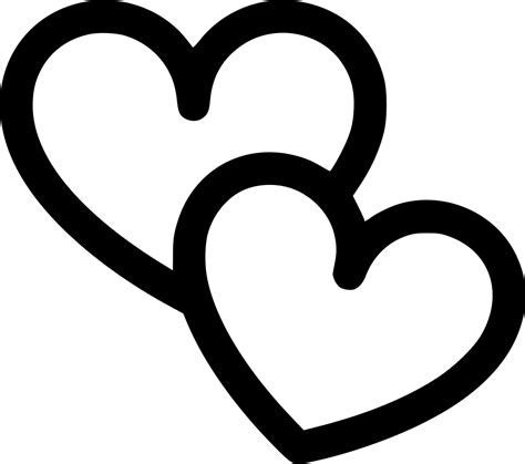 Svgcuts.com blog free svg files for cricut design space, sure cuts a lot and silhouette studio designer edition. Hearts Svg Png Icon Free Download (#573079 ...