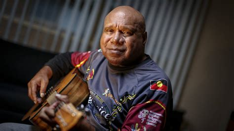 indigenous community  join archie roach  stage
