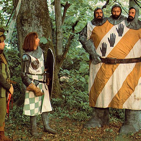Monty Python And The Holy Grail And Its Arthurian