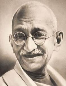 Gandhi Quotes - Famous Quote