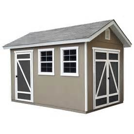 shop heartland architectural gable engineered wood storage shed common 8 ft x 12 ft interior