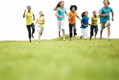 Play Summer Outside Children Active Outdoors Families