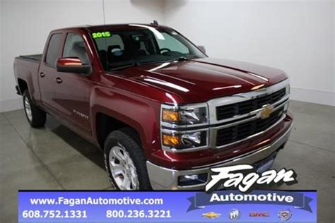 Used Chevrolet Trucks For Sale In Janesville, Wi