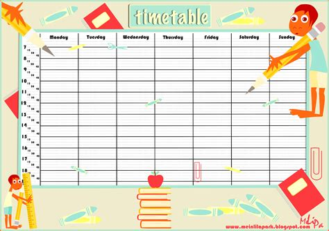 timetable numbers template search results for blank table template calendar 2015