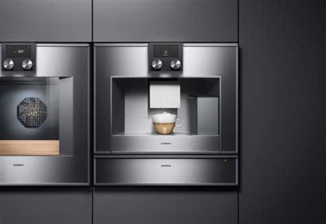 series  espresso machine  gaggenau stylepark