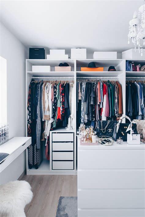 Begehbarer Kleiderschrank Pax by So Habe Ich Mein Ankleidezimmer Eingerichtet Und Gestaltet