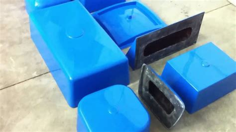 concrete countertop sink molds dura blu fiberglass sink molds for concrete youtube