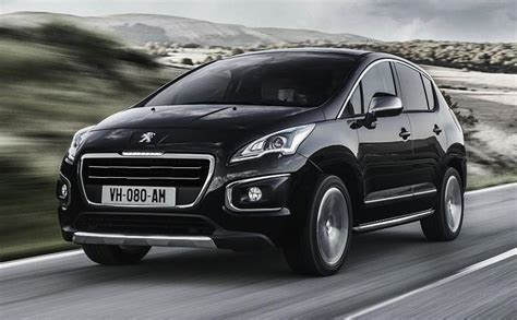 latest peugeot 2016 2016 peugeot 3008 redesign changes engines price