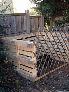 Composteur De Balcon : tout savoir pour fabriquer un composteur dans son jardin ~ Melissatoandfro.com Idées de Décoration