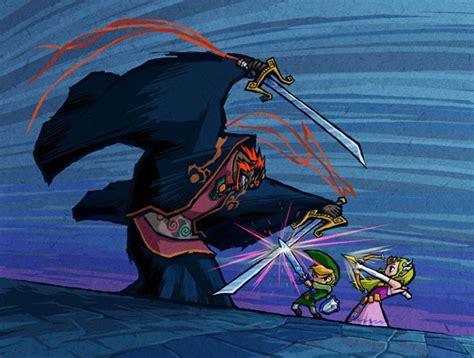 Ganondorf The Wind Waker Zeldapedia Fandom Powered