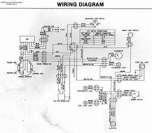 Snowmobile Wiring Diagram