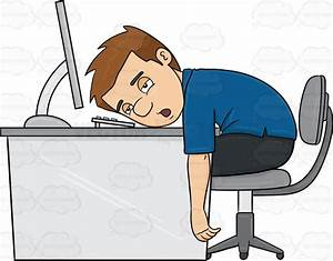 Very Tired At Work | www.pixshark.com - Images Galleries ...