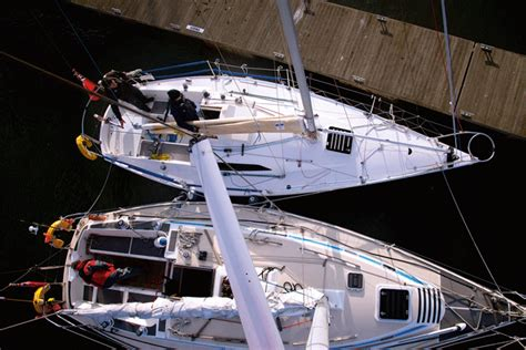 Tow Boat Gear by How To Tow Alongside Practical Boat Owner