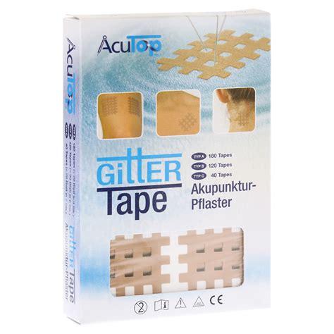 Gitter Tape Acutop 3x4 Cm 20x6 Stück Online Bestellen