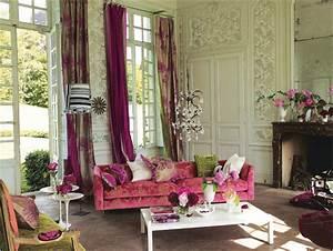 Romantic style living room design ideas room design ideas for Romantic living room