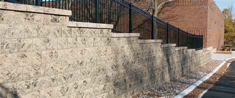 Retaining Wall Products by County Block 174