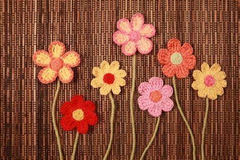 fiori a uncinetto tutorial fiore 5 petali uncinetto il tutorial donnad