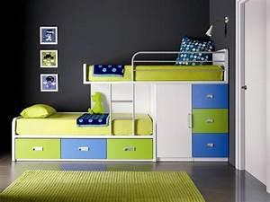 peinture chambre enfant 70 idees fraiches With chambre enfant bleu et vert