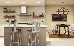How To Lay Out Recessed Lighting The Home Depot Kitchen