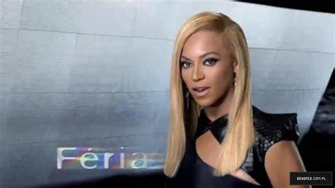 Beyonce For L Oreal Paris -- Feria