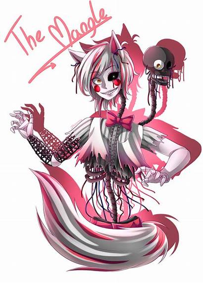 Mangle Fnaf Male Version Deviantart Freddy Ni