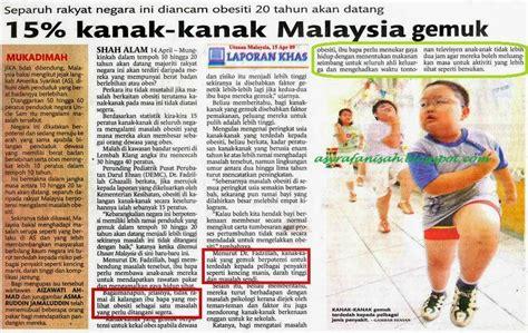 Wanita Hamil Jika Peningkatan Obesiti Di Malaysia
