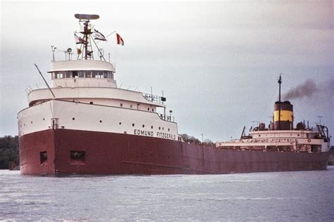 the eclipse the edmund fitzgerald sank 40 years ago