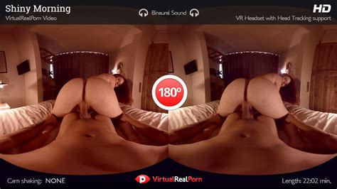 Shiny Morning Virtual Real Porn Trailer Vr Porn