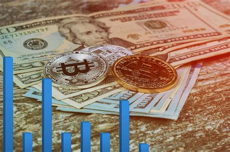 And the us dollar is in a hyperinflationary collapse against bitcoin. Bitcoin Bubble Risk Of Collapse Concept Electronic Money ...