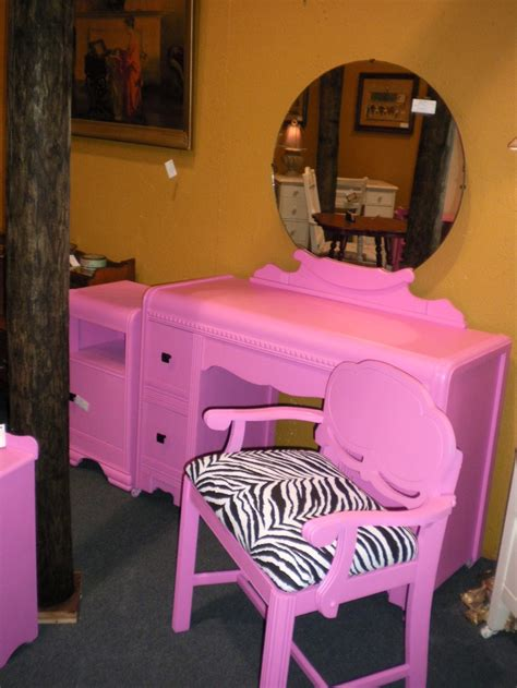 ideas  pink vanity  pinterest girls