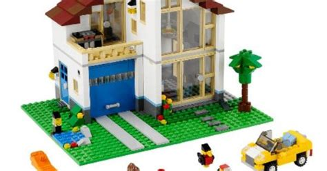 Awesome Lego Creator Family House (31012)