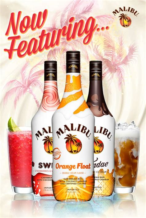 See more ideas about malibu drinks, malibu rum, rum drinks. Malibu Rum on Behance | Malibu rum, Malibu rum flavors ...