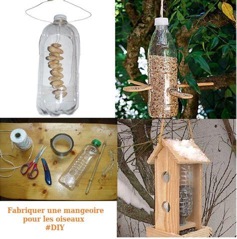 fabriquer une mangeoire pour les oiseaux diy ummatyshop