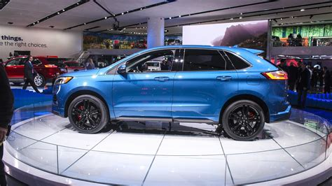 ford edge st price release date specs