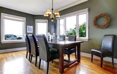 green dining room ideas 25 best dining room paint colors modern color schemes for