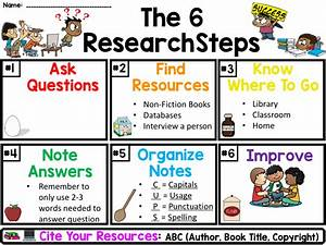 Research With Elementary Students